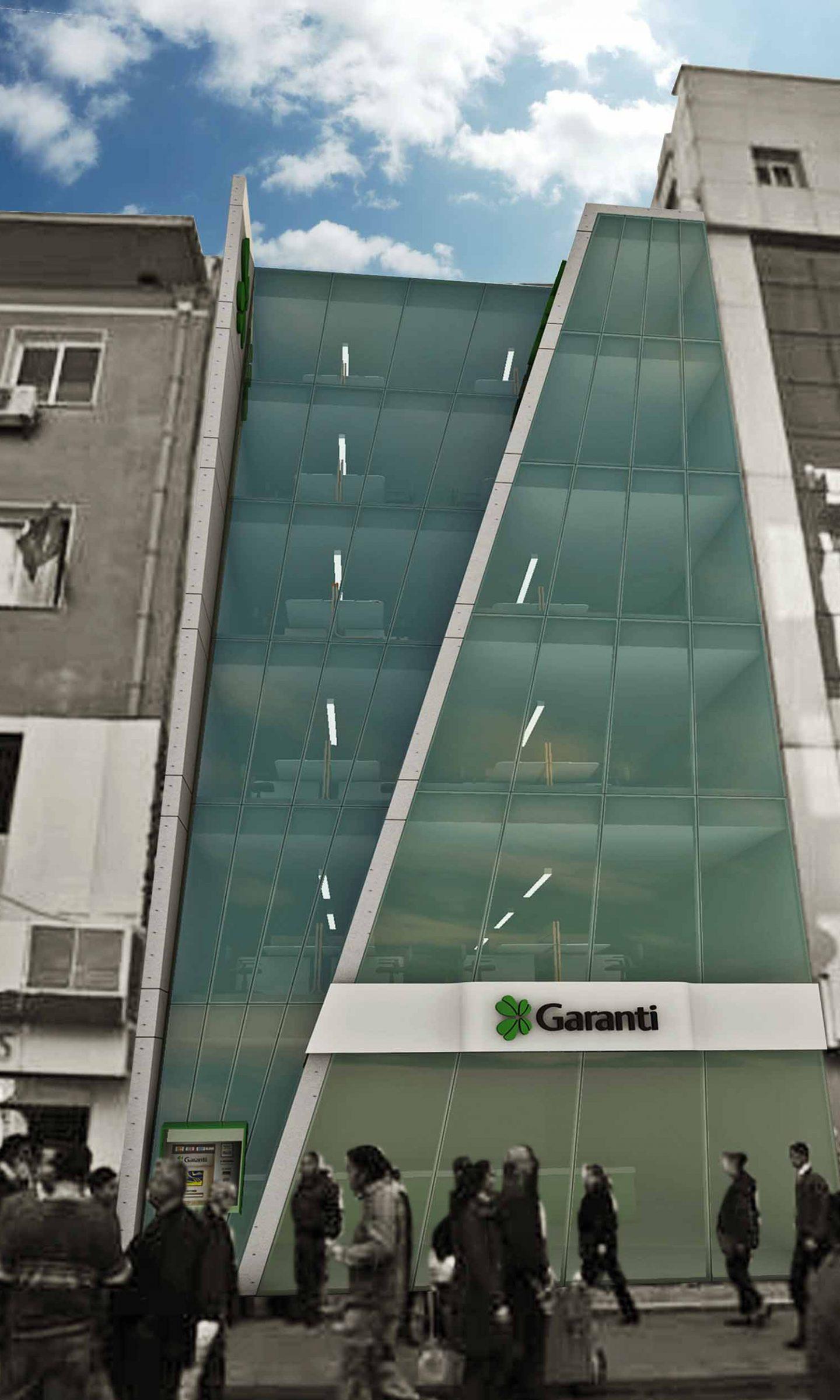 Garanti Bank Branch