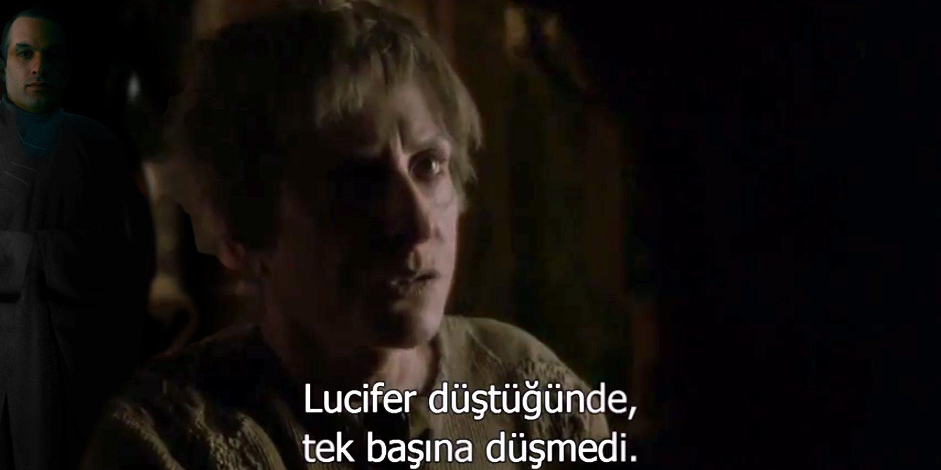 When Lucifer fell