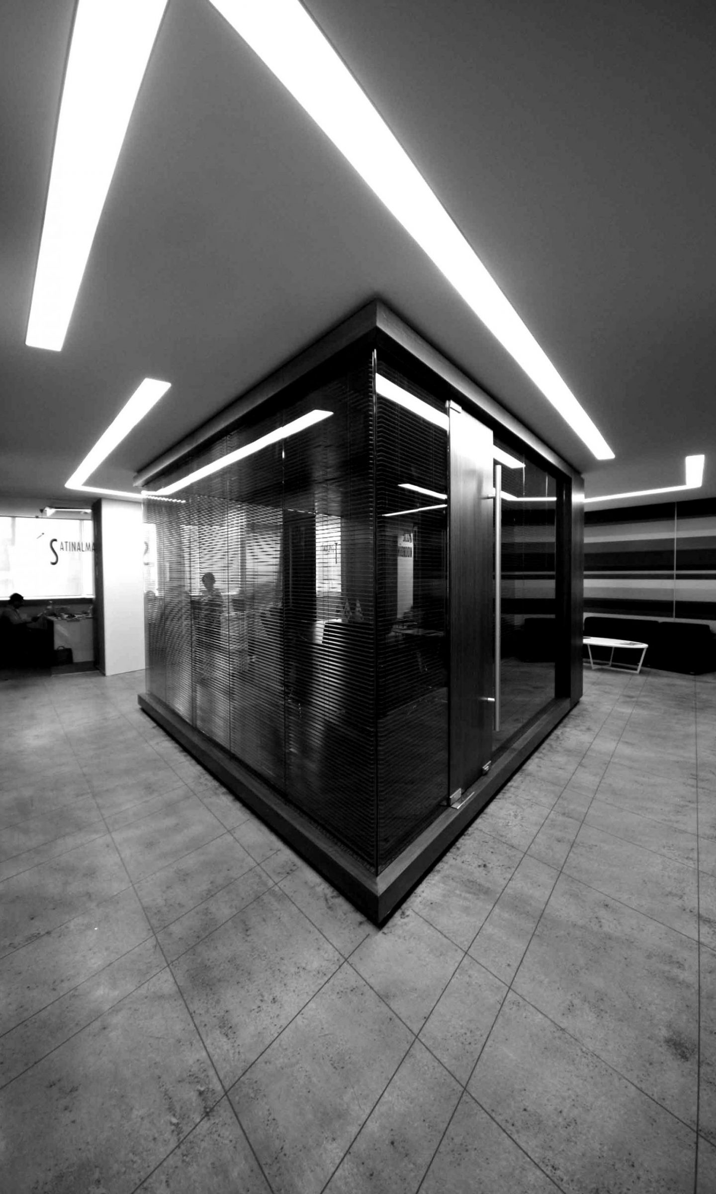 BSM Alüminyum Yönetim Ofisi